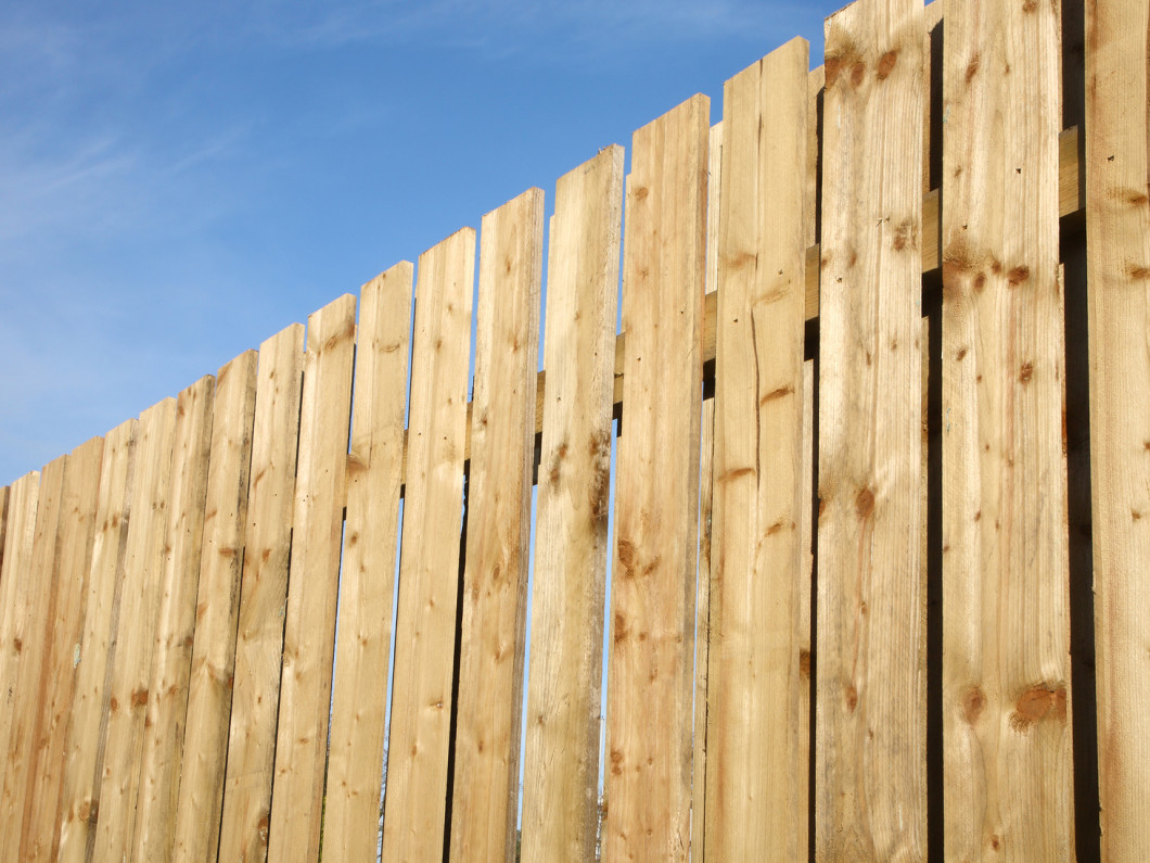 Install a Stylish Fence Around Your Property